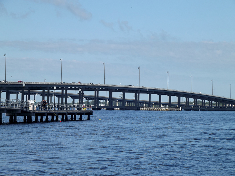 us 41 port charlotte fl over charlotte harbor